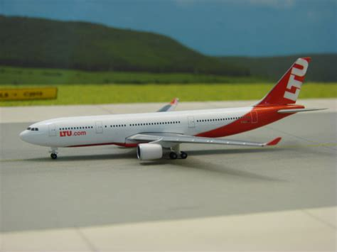 LTU - the airplane models collection