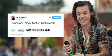 20 times when One Direction's Harry Styles almost out