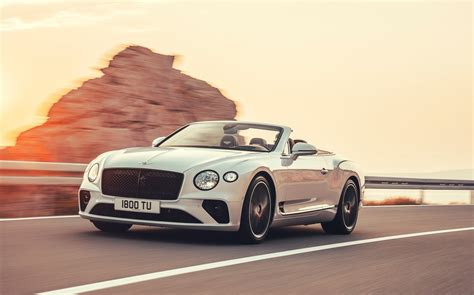 Bentley's New Continental GT Convertible is a Topless