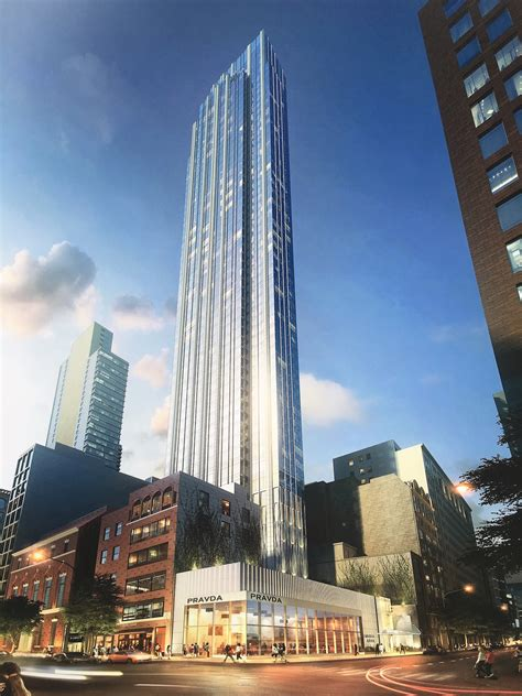 New Look for 15 East 30th Street, 750-Foot Condo Tower in