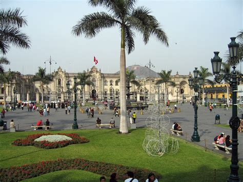 Governor's Palace in Lima, Peru image - Free stock photo