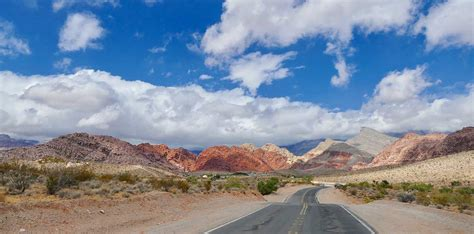 Weather Conditions   Red Rock Canyon Las Vegas