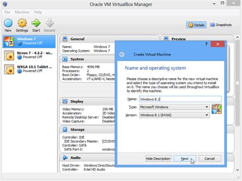 VirtualBox adds multi-touch, webcam support, and allows
