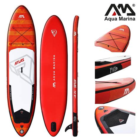 Aqua Marina Atlas Monster Sup Inflatable Stand up Paddle