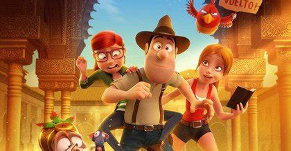 Tad the Lost Explorer and the Secret of King Midas (U