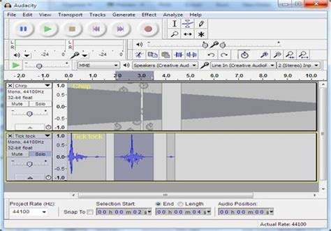 Free Download Audacity - Audio Editor and Recorder