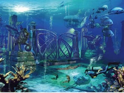 What Will Be Your Final Destination? | Lost city, Sunken