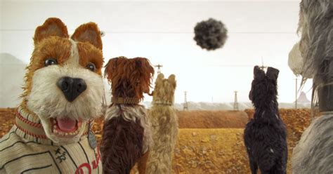 Wes Anderson's Isle of Dogs Trailer Is Stop-Motion Heaven