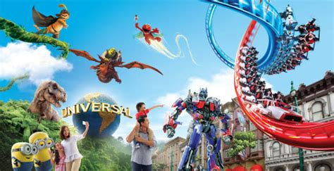 Top Attractions On Sentosa For Families In Singapore