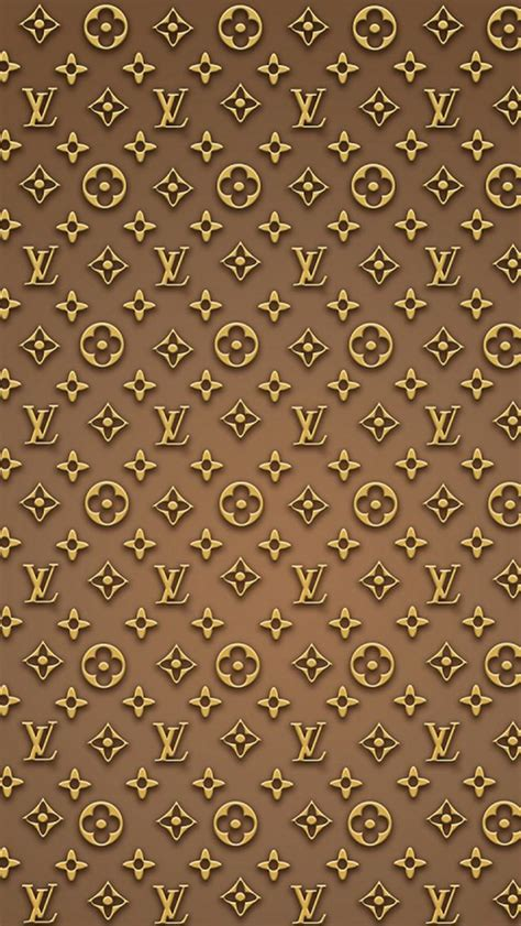 Louis Vuitton Fashion Logo HD Wallpapers for iPhone is a