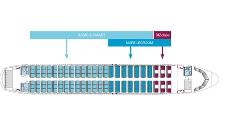 Airbus A330 300 Seating Chart Lufthansa | Elcho Table