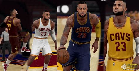 Cleveland Cavaliers Jersey Pack Released! - NBA 2K16 at