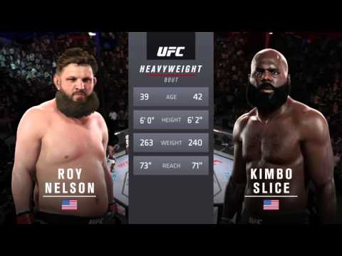 Kimbo Slice, Roy Nelson and Wes Sims: Good Guys and Bad