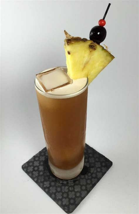 Singapore Sling Cocktail - Cocktails by the Book