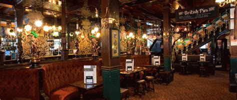 The Salisbury - One of the Best Pubs in Covent Garden, London