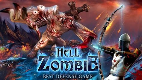 Hell Zombie » Android Games 365 - Free Android Games Download