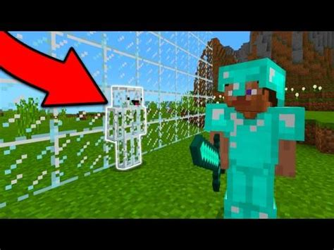Invisible Skin For MCPE 1