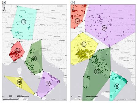 IJGI   Free Full-Text   Areal Delineation of Home Regions