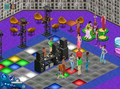 Die Sims Party ohne Ende