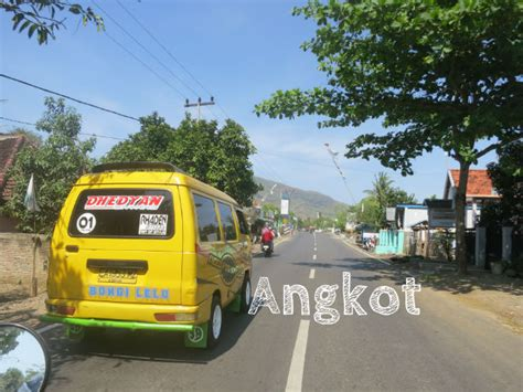 Indonesian Language: Transportation - Discover Your Indonesia