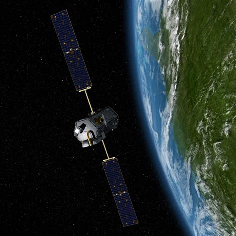 NASA Satellite to Map Carbon Dioxide Suffers Launch