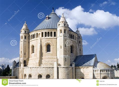 Armenian Church In The Old City Stock Image - Image of