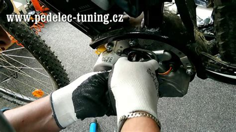 Tuning Bosch ebike real speed-Speed box 2 - YouTube