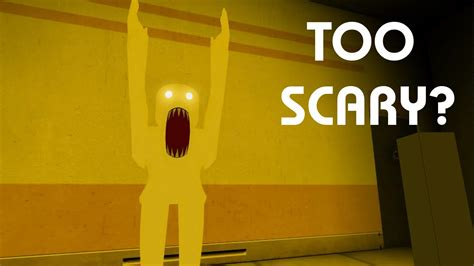 SCARIEST GAME?! - SCP Breakout - Roblox - YouTube