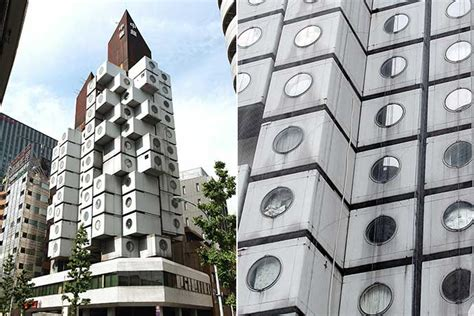 Modern architecture in Tokyo recommended by an