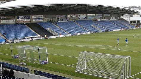 Chesterfield report £1m loss for 2017-18 after successive