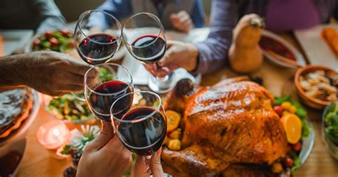 These Are the 10 Best Red Wines to Drink on Thanksgiving