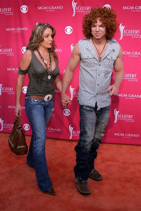 Carrot Top in 41st Annual Academy Of Country Music Awards