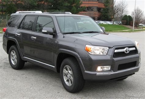 Toyota 4Runner: History of Model, Photo Gallery and List