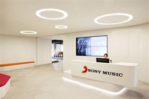 » Sony Music Offices by AECOM, Madrid – Spain