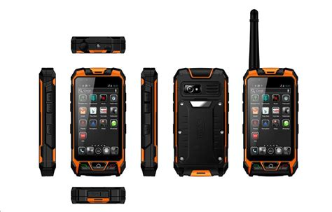 Enjoy Mobile Phone Outdoor Rugged Walkie Talkie Cell Phone