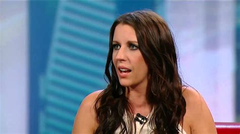 Pattie Mallette On George Stroumboulopoulos Tonight