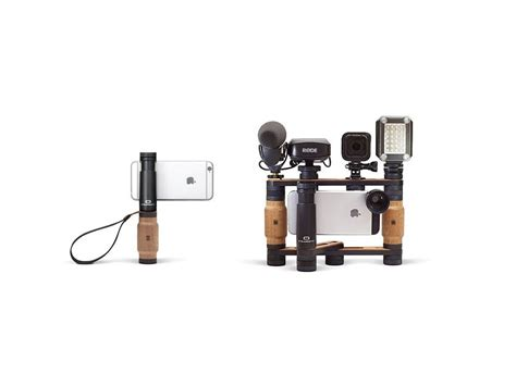 Shoulderpod goes modular: Digital Photography Review