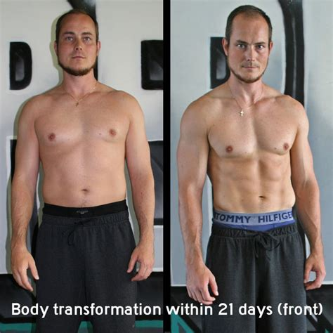 Body Transformation   Street Workout Place