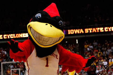 Iconic mascot Cy shares 7 decades at Iowa State | News
