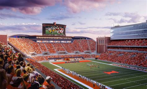 HNTB Could be Tabbed for Memorial Stadium Project