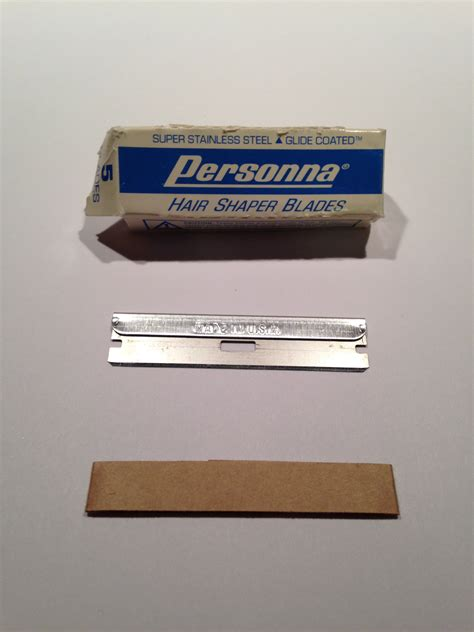 Personna Razor Blades Review – Personna Hair Shapers