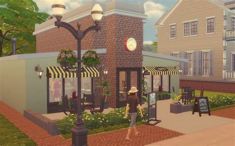 Via Sims: Bakery • Sims 4 Downloads