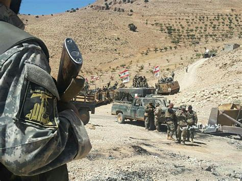 Photo Report: Hezbollah, Syrian Army And Lebanese Army At