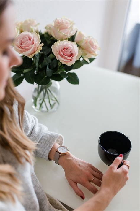 Cluse Armbanduhr #cluse Geschenkidee LA ROCHE ROSE GOLD