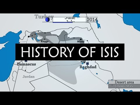 Iraq Explained -- ISIS, Syria and War - YouTube