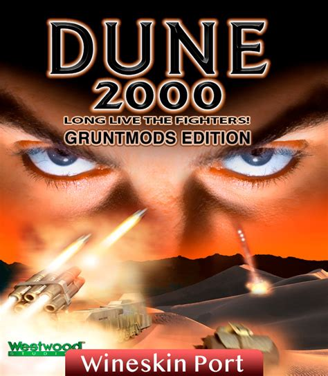 Dune 2000: Long Live the Fighters! / Dune 2000 [P] [RUS